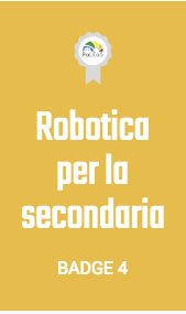 Robotica educativa secondaria