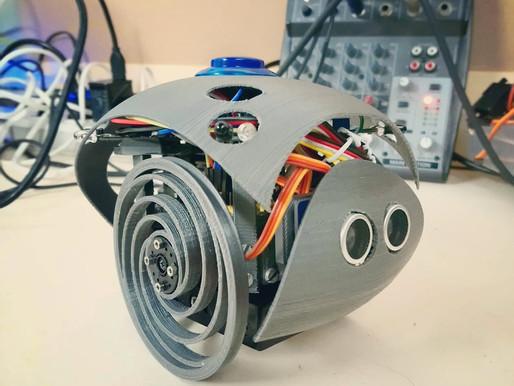 VIDEO Il robot apprende da solo: cenni di A.I. Parte 1