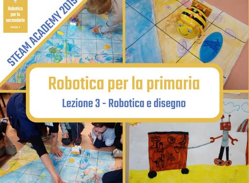Robotica e disegno