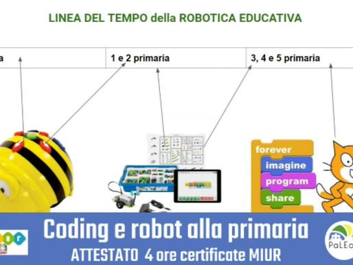 Idee per la robotica educativa alla scuola primaria
