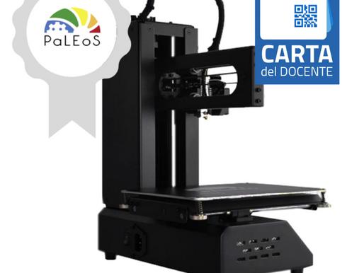 Regaliamo una stampante 3D alla tua scuola!