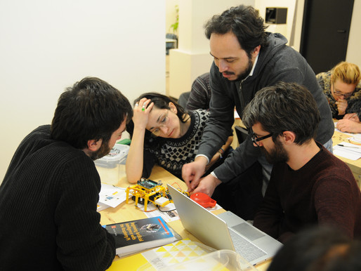 Formazione + kit robotica in regalo!