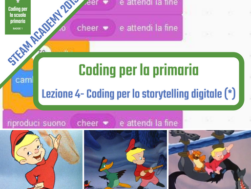 Coding per storytelling digitale