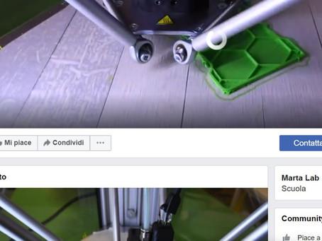 MArTA Lab su Facebook