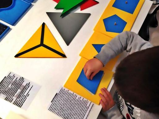 Montessori e stampa 3D