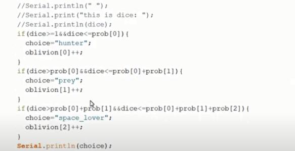 Arduino IDE HBRT dice 1