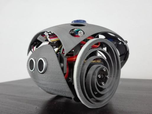 Il robot apprende da solo: cenni di A.I.