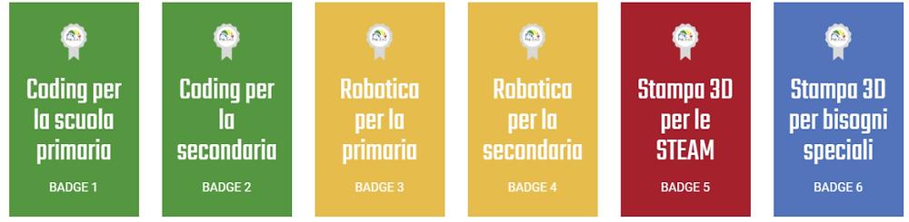 badge STEAM Academy