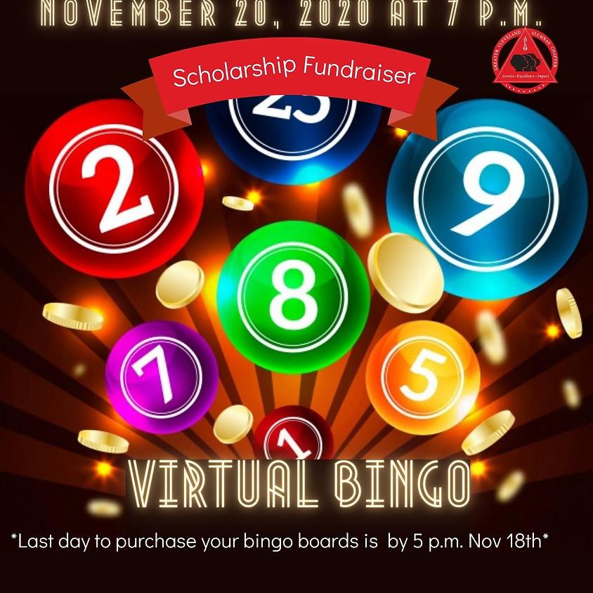 January Virtual Bingo