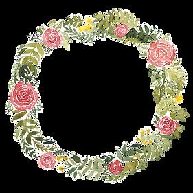 Corona floreale 7
