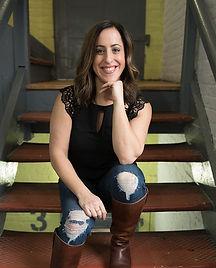 Lisa Hantman, Founde of the Inner Athlete