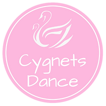 Cygnets dance logo