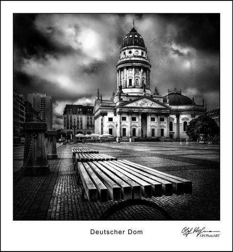 Deutscher Dom - Gendarmenmarkt