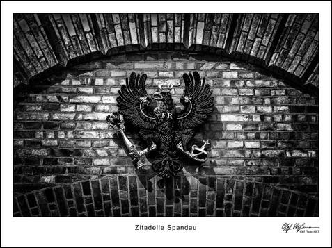 Wappen der Zitadelle Spandau