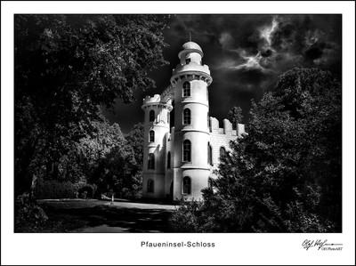 Pfaueninsel Schloss