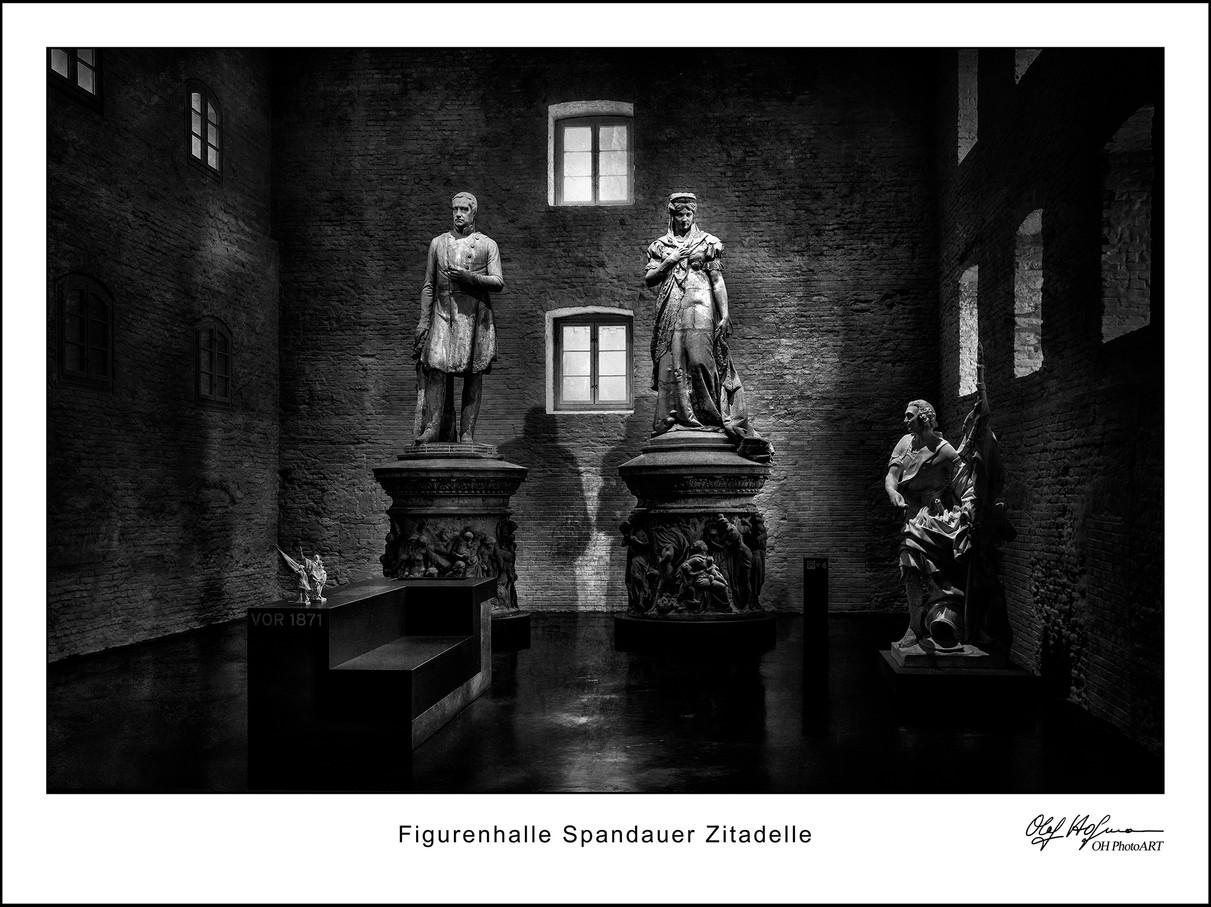 Figurenhalle Zitadelle Spandau