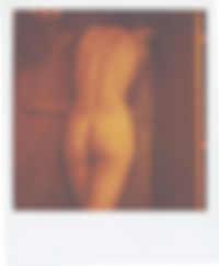 polaroid 600,nude,model
