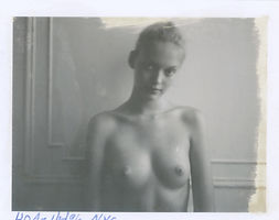 polaroid,photography,portrait,nude