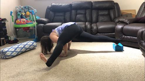 Working on arm balancing