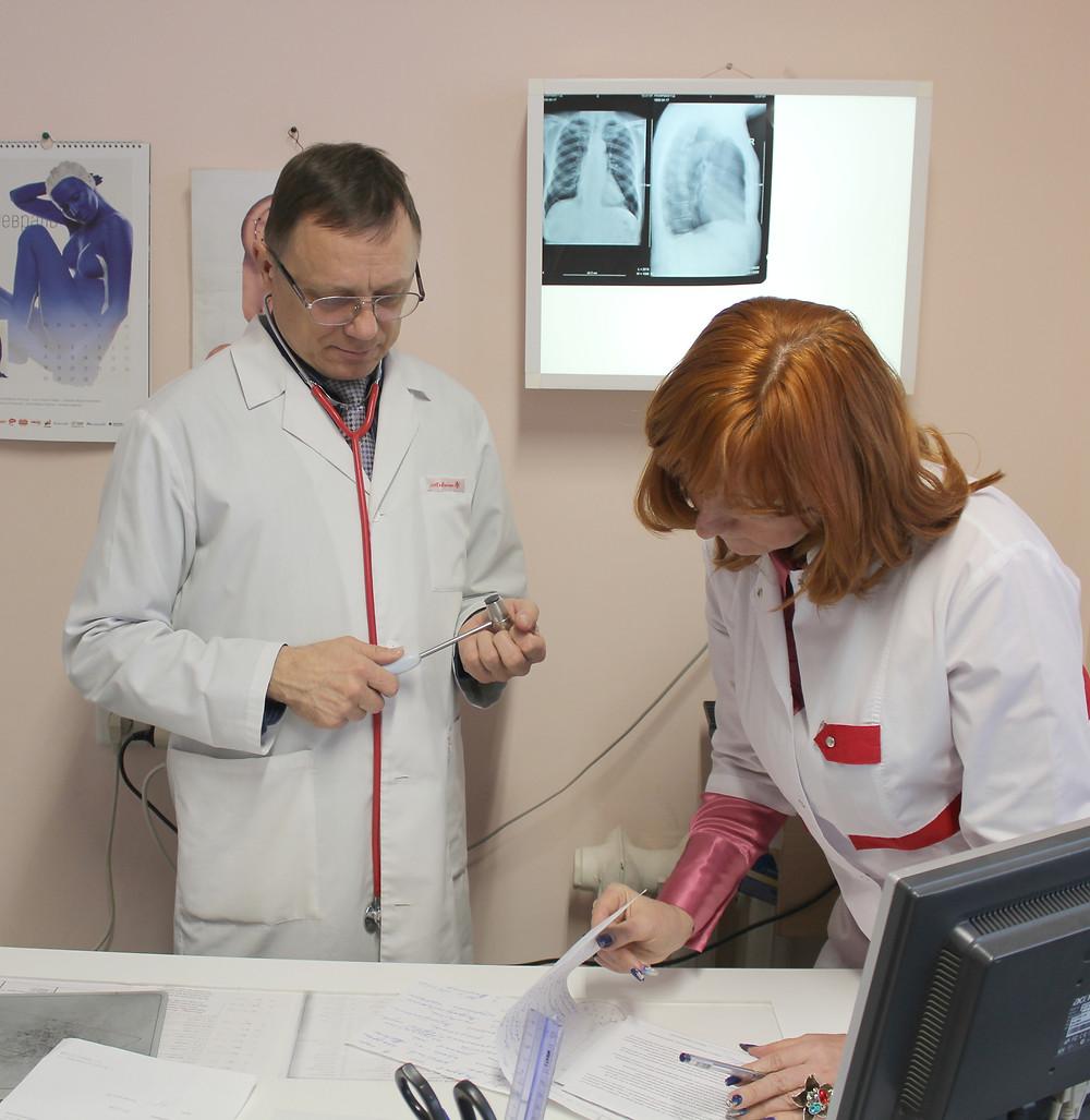 Врачи МЦ Саратов-ДЭНС не только лечат, но и вылечивают бронхиальную астму