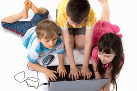 Компьютер для детей. Польза или вред?