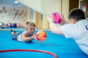 Адаптивная физкультура для детей с расстройствами аутистического спектра.