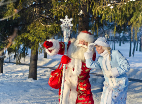 Интересные новогодние традиции разных стран и народов мира.
