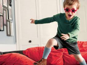 Гиперактивность. Как подготовить ребенка к новому учебному году?