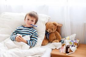 Часто болеющие дети.