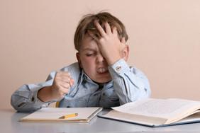 Расстройство школьных навыков.