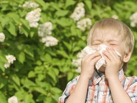 Аллергия у детей. Особенности и причины.