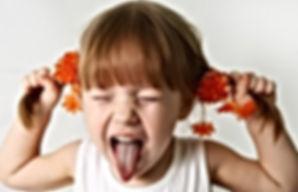 гирперактивный ребенок