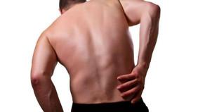 Остеохондроз. Острая боль в спине и шее.