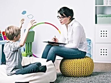 детский псиолог. занятия с психологом