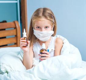 Снижение иммунитета - проблема часто болеющих детей.