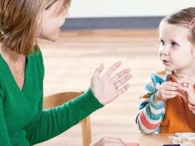 Воспитание детей с расстройством аутизма.