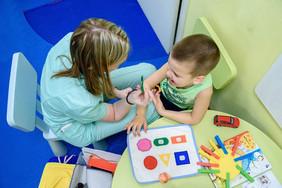 Логопед и дети с синдромом дефицита внимания.