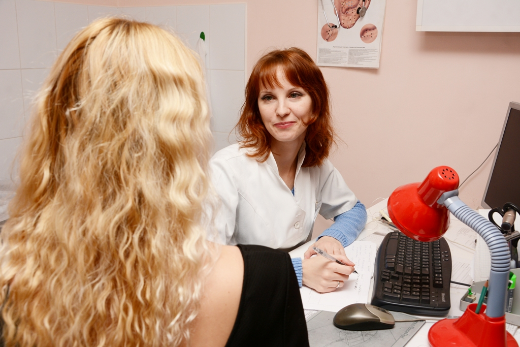 прием врача рефлексотерапевта