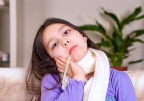 Ангина- симптомы и лечение.
