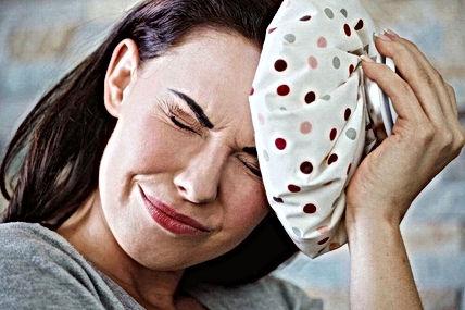 мигрень. головная боль
