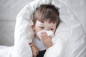 Как укрепить иммунитет у часто болеющего ребенка
