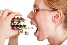 Мы не против лекарств.....но наш выбор - ЭРТ!