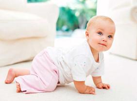 Развитие ребенка шести месяцев
