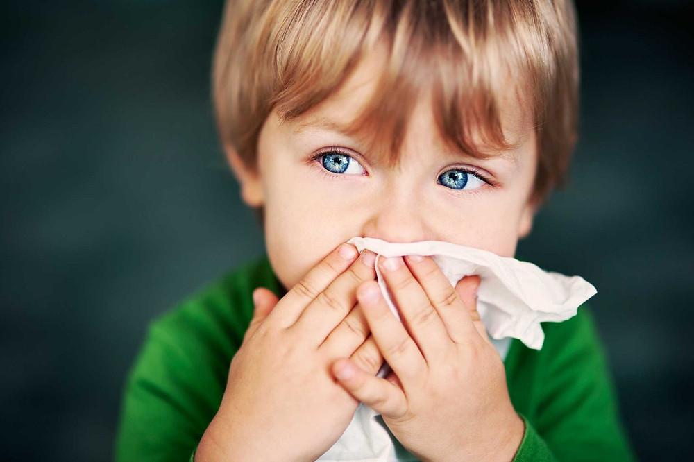 ребенок часто болеет, поднятие иммунитета, насморк