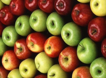 О пользе яблок для нашего организма