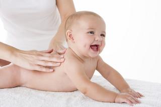 Детский массаж. Польза и особенности.
