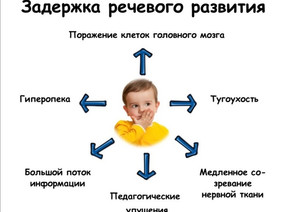 Подготовка к школе и задержка речевого развития.