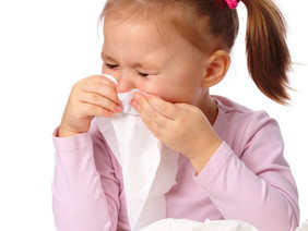 Аллергия у детей.
