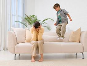 СДВГ и истерики у ребенка 2-3 лет. При чем тут родители?