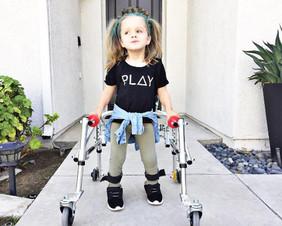 ДЦП. Детский церебральный паралич.